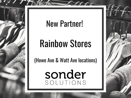 New Partner - Rainbow Stores