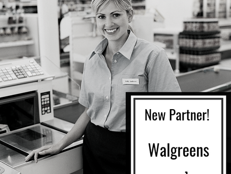 New Partner - Walgreens
