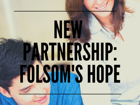 New Partnership! sonder SOLUTIONS + Folsom's Hope