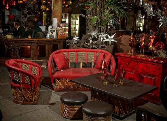 Sala Tarahumara Rojo