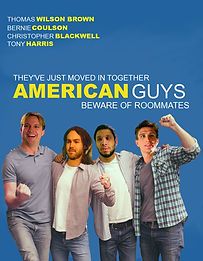American Guys poster 1  - final version