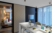W Hotels London Bedrooms LED Reading Ima
