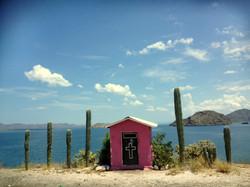 La casa rosada, versión mexicana