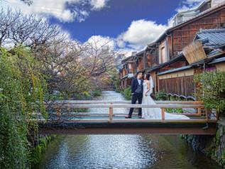 海外婚紗拍攝|京都之美