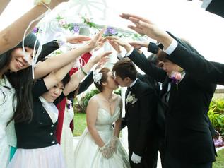 瘋婚頭的你,還在煩惱婚禮怎麼籌備嗎?