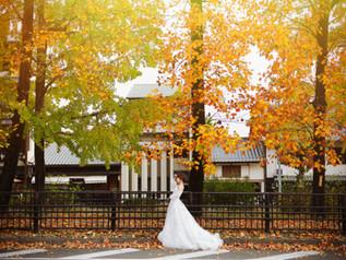 海外婚紗|京都海外寫真
