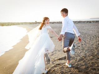 婚紗拍攝|我們的簡單小幸福