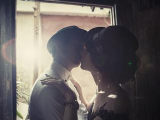 婚紗拍攝|美式風格婚紗