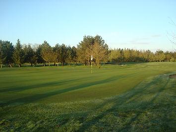 Golfbane i Åskov Golfklub