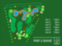 Par 3-banen Åskov Golfklub Denmark