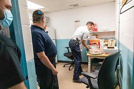 Philadelphia Hatzolah thanks Philadelphia Police Department
