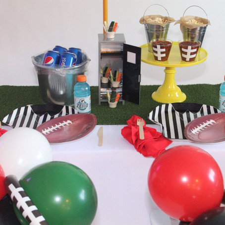 Tailgating for Tiny Tots
