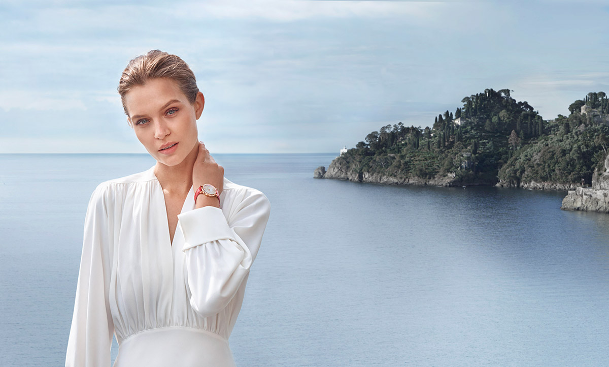 "IWC Schaffhausen - Advertising campaign for ""Portofino Collection"""