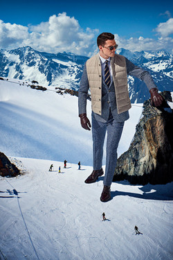 Suit Supply - Advertising campaign