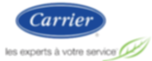 Logo Carrier thermopompe et fournaise