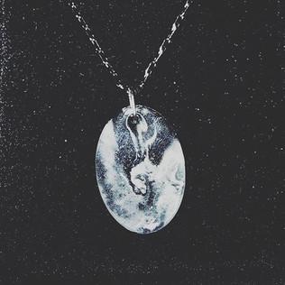 Moondust & Marble 😍__#findlayjewelry_#h
