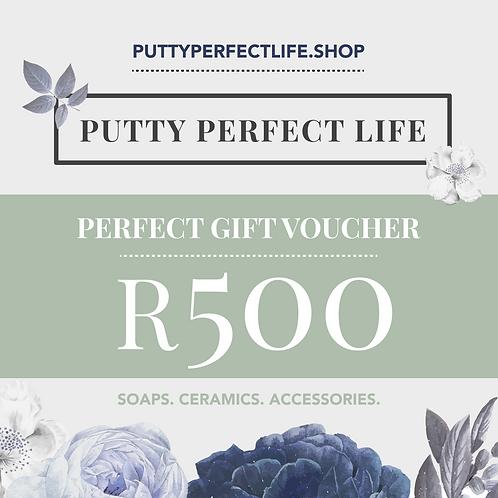 Perfect Gift Voucher (R500)