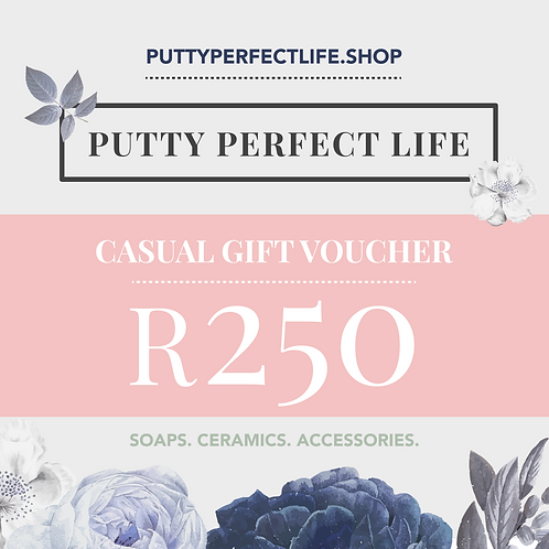 Casual Gift Voucher (R250)