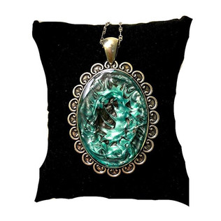 #earrings #goldleaf #handmadejewellery #