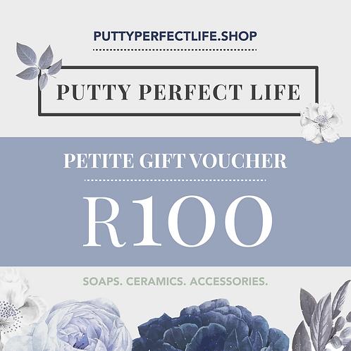 Petite Gift Voucher (R100)