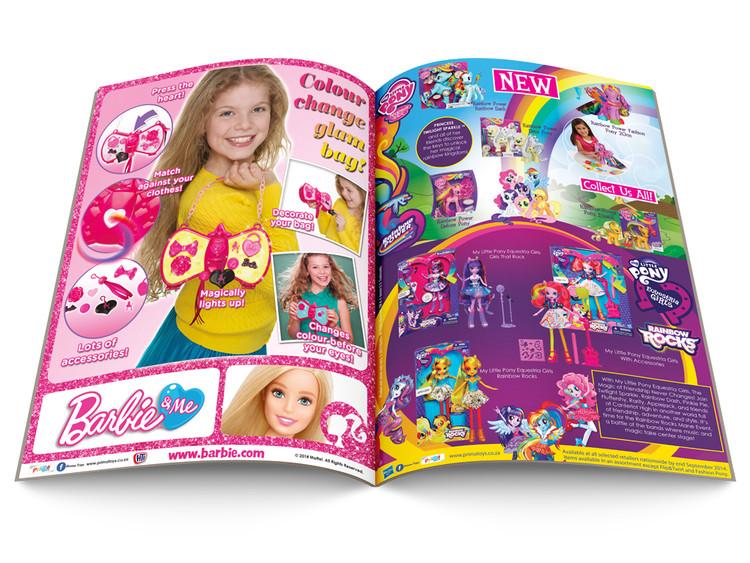 Barbie & My Little Pony