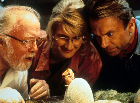 Welcome to Jurassic Park - An interview on seeing it for the first time