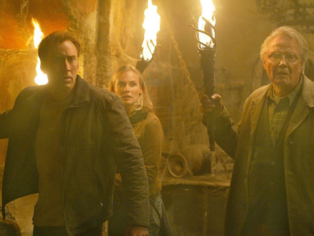 Mapping out the next step – Why the third National Treasure film should come first