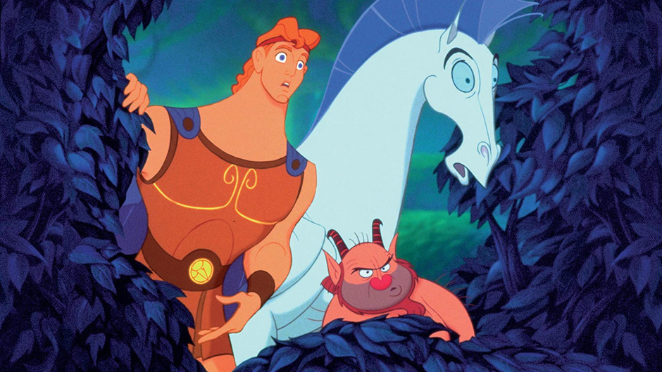 Calling all Gods - Casting Hercules in Disney's latest live action remake