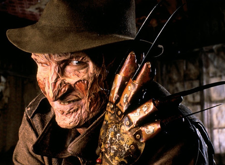 Cutting-edge – Seeing A Nightmare on Elm Street for the first time