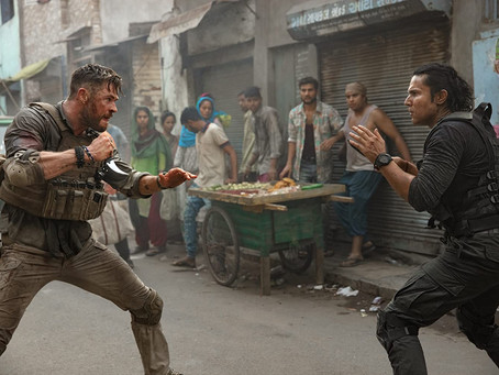 Extraction - Film Review - Chris Hemsworth's Netflix actioner delivers a hammer blow to the senses
