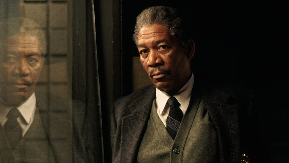 Why Seven contains Morgan Freeman's finest performance