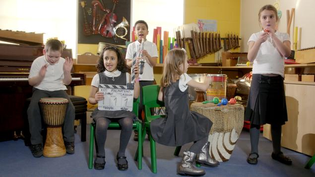 Making Kids' Imaginations a Virtual Reality