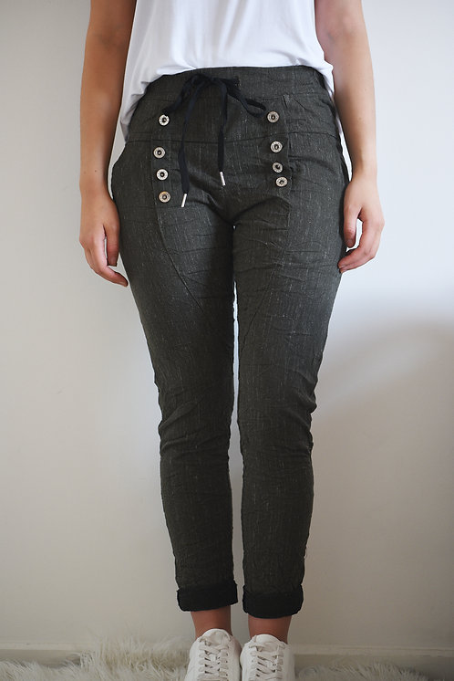 Giada Pants - Khaki