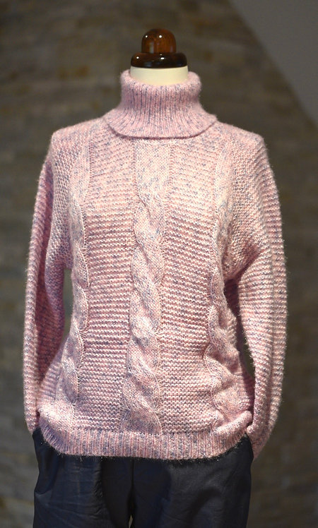 Bailey cable knit