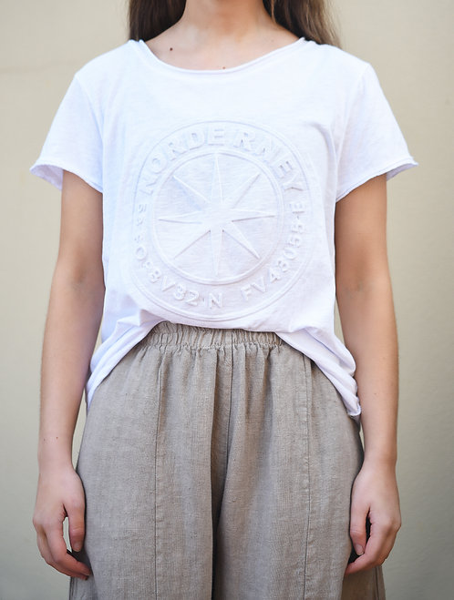 Wanderlust T-Shirt - White
