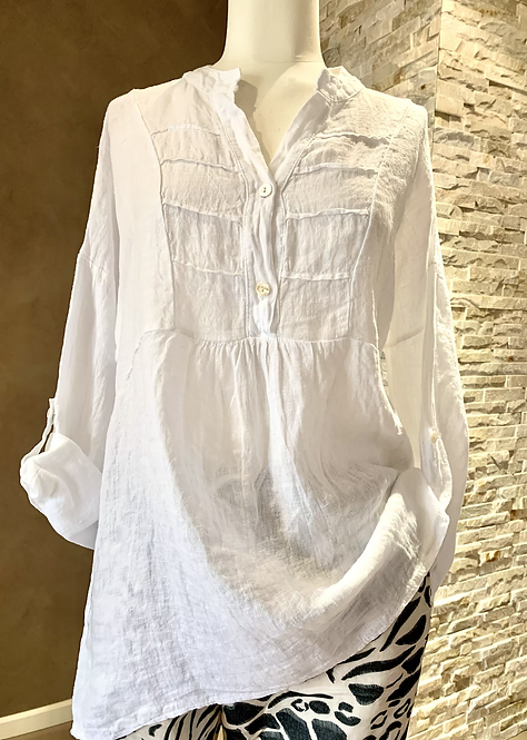 Carolina linen shirt