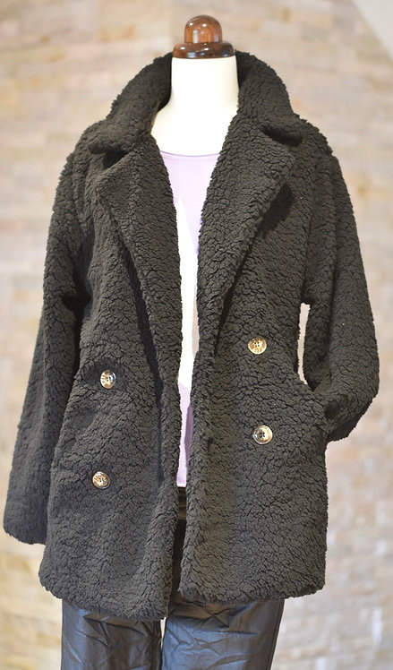 Charlotte teddy coat