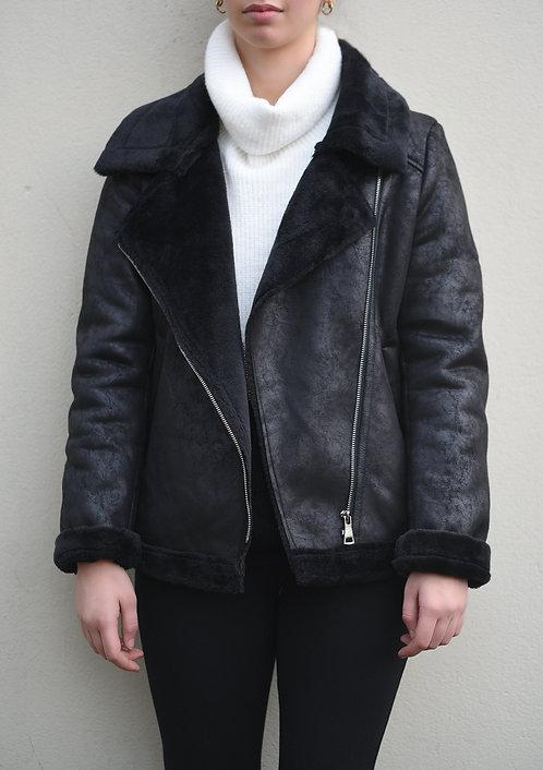 Cara Shearling Jacket