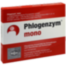 Proteolytic Enzymes Phlogenzym, lowering gout inflammation