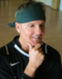 Master Byron Miller, expert in curing gout by yoga and QiGong