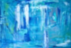Teal Series 02, Zephyr Fine Art