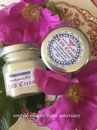 Rosewater Cold Cream
