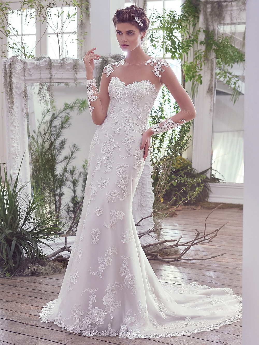 Rosaleigh by Maggie Sottero
