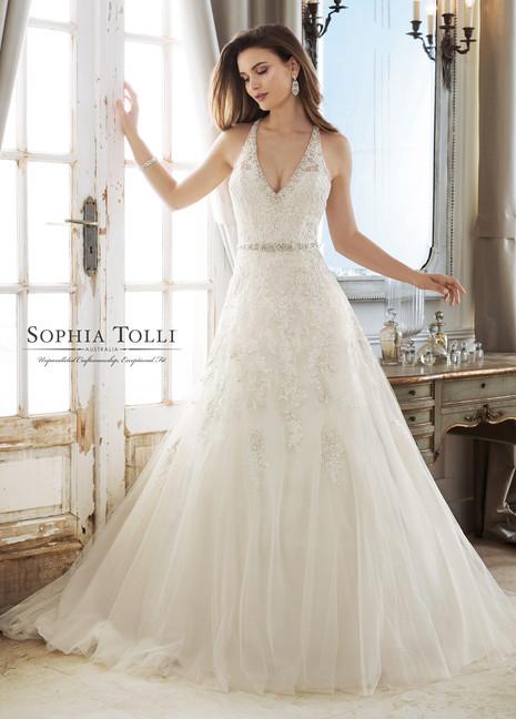A-line-wedding-dress-Sophia-Tolli-Y11878