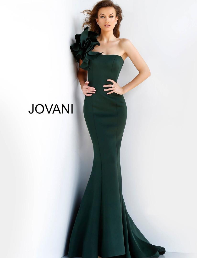 Jovani Emerald