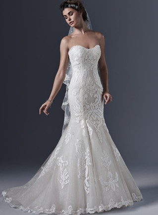 Featured Sample Saturday - A New Era of Lace Bridal Gowns
