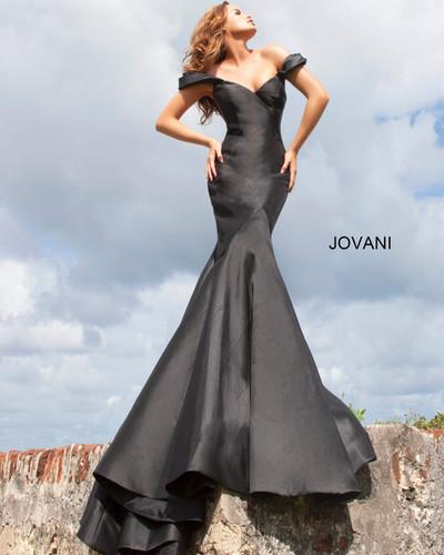 Jovani Black