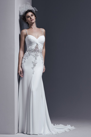 Destination Brides - How to Find a Comfortable Gown that Still Shines.