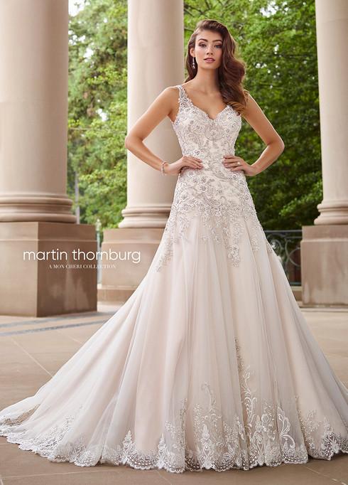 Designer-wedding-dress-Martin-Thornburg-
