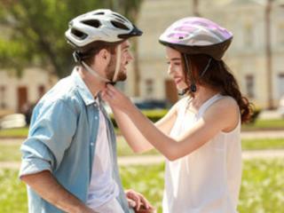 Put Your Helmet On